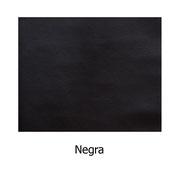 Piel sintética de color negro