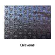 Polipiel relieve Calaveras