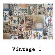 tela resinada Vintage 1