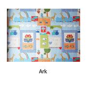 hule tela resinada Ark