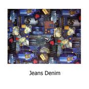 Hule PVC Jeans Denim