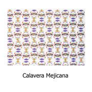 hule PVC Calaveras Mexicanas