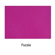 Piel sintética de color fucsia
