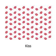 hule PVC Kiss