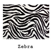 Polipiel relieve Zebra