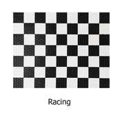 Polipiel relieve Racing