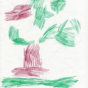 il disegno di Silvia
