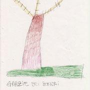 il disegno di Enzo