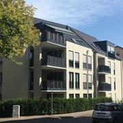Wohngebäude mit 10 Wohneinheiten und Tiefgarage, barrierefrei, Kassel-Wilhelmshöhe