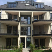 Wohngebäude mit 8 Wohneinheiten und Tiefgarage, barrierefrei, Kassel-Wilhelmshöhe
