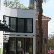 Wohn- und Geschäftsgebäude mit Gastronomie und Tiefgarage, Kassel-Brasselsberg