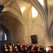 Concert avec « alleluia-les Rieux ».