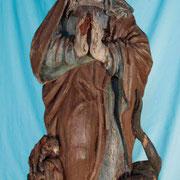 Sainte Marguerite - Chêne massif (XVIIe S.)