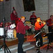 Concert de Jazz Nouvelle Orleans avec le « Dixieland Combo ».