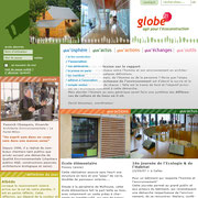 Globe21, association en éco-construction
