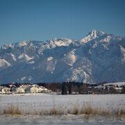 Hopfen am See im Winter - Kneipp- und Luftkurort