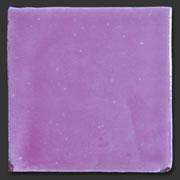 "Glasierte Terracotta, Serie ""AK"", Fucsia 10x10 cm / 13x13 cm"