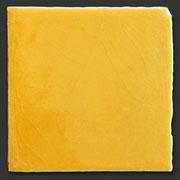 "Glasierte Terracotta, Serie ""AK"", Amarillo T-5 10x10 cm / 13x13 cm"