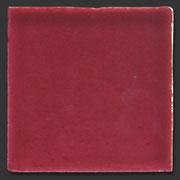 "Glasierte Terracotta, Serie ""AK"", Burdeos 10x10 cm / 13x13 cm"