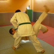 Zen-Ki-Budo - Kyu Prüfung im Jiu-Jitsu