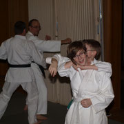 Jiu-Jitsu-Lehrgang in Ossenberg 20.12.2013