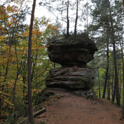 Mooskopf Felsen