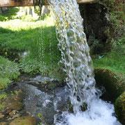 Wasser ohne Ende