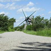 Mühle Charlotte am Anfang der Geltinger Birk
