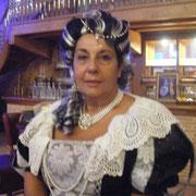 Dame Eliane de la Tour (secrétaire Veneziarte)
