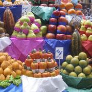 Markt in Sao Paulo