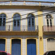 Fliesenhäuser - Sao Luis