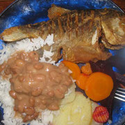 Piranha eßfertig