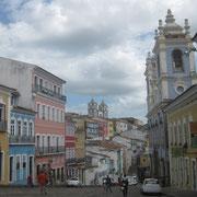 Salvador Centro Historico