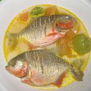 Piranhas-Suppe