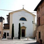 Kirche in Borghetto