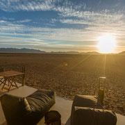 The Elegant Desert Camp