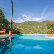 Il Ngwesi Eco Lodge Pool