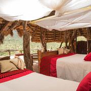 Il Ngwesi Eco Lodge