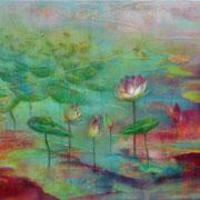 Harvest, 2013, oil and acrylic on canvas, 80 x 60 cm
