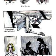 Portraitblatt, Der Richter und sein Henker