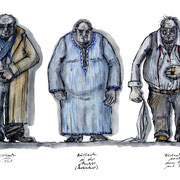 Bärlach, Der Richter und sein Henker
