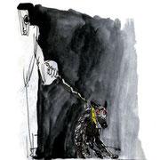 Gastmanns Hund, Der Richter und sein Henker