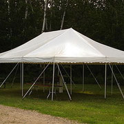 20X30 CANOPY TENT (60-80 PERSONS)