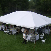 20X30 FRAME TENT (60 PERSONS)