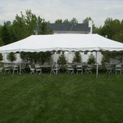 20X40CANOPY TENT (80-100 PERSONS)