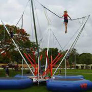 BUNGEE TRAMPOLINE 4 STATIONS