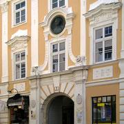 Wohnhaus von Jakob Prantdauer   Barock Baumeister