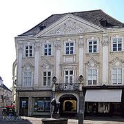 Palais Herberstein am Riemerplatz