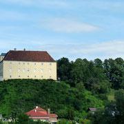 Schloß Ochsenburg, ehemals Sommerresdenz der St. Pöltener Bischöfe