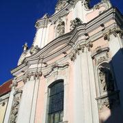 Franziskaner Kirche Detail
